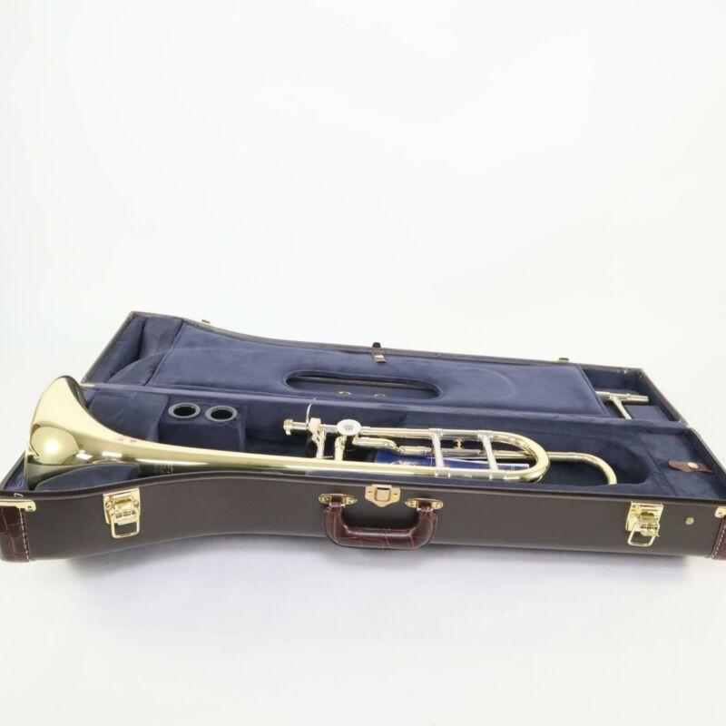 Bach Model LT42BO Stradivarius Professional Tenor Trombone SN 203263 OPEN BOX