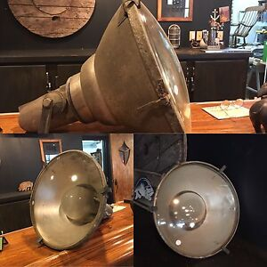 variety of cool vintage lighting and more!