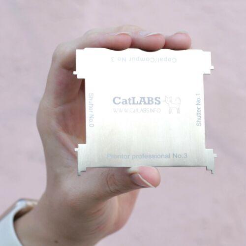 CatLABS Large Format Lens Shutter Spanner Wrench (#0, #1, #3)