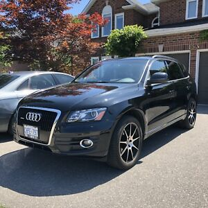 2011 Audi Q5 S-Line 2.0T 148km CERTIFIED w/ 2 SETS OF WHEELS