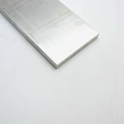 "1/"" x 3.25/"" Aluminum 6061 FLAT BAR 7.25/"" Long new mill stock QTY 2 sku M390"