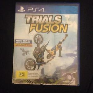 PS3 TRIALS FUSION Edgeworth Lake Macquarie Area Preview