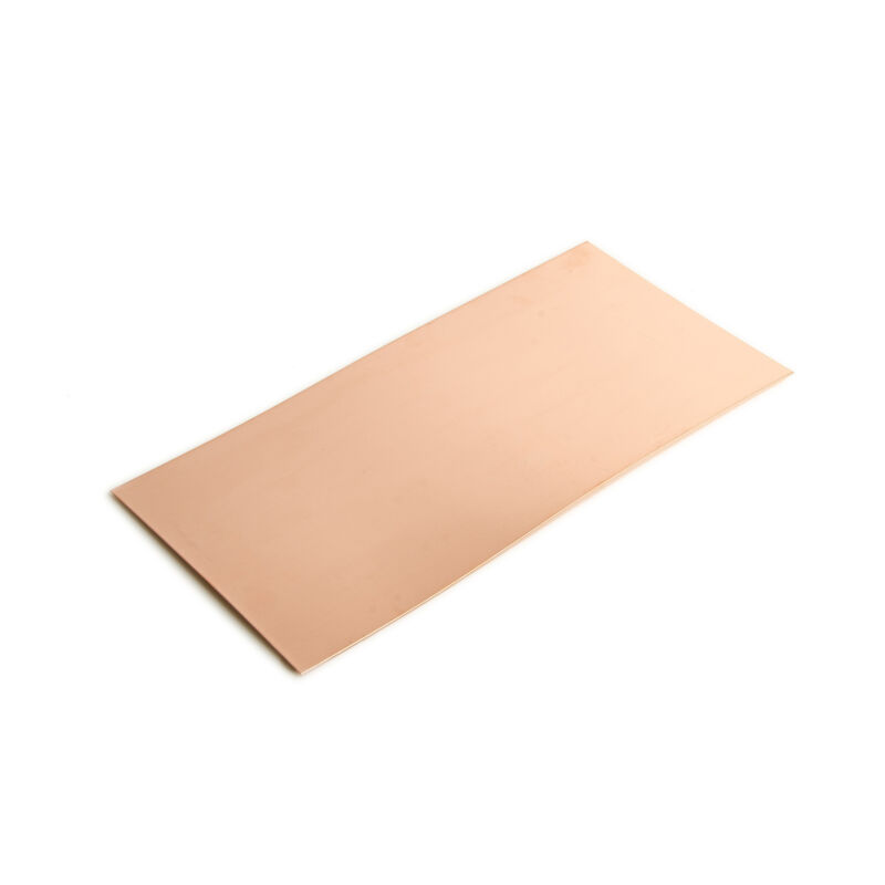 20 Gauge 0.032 Dead Soft Copper Sheet Metal - 6x12