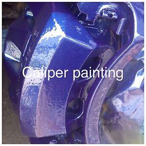 Brake caliper painting Guildford Parramatta Area Preview