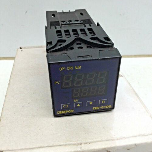 TEMPCO TEC-9100 Temperature Control TEC14040, 90-250VAC
