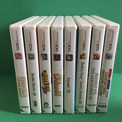 Nintendo 3DS Game Bundle/Joblot