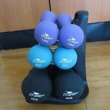 Crane dumbell set Maroubra Eastern Suburbs Preview