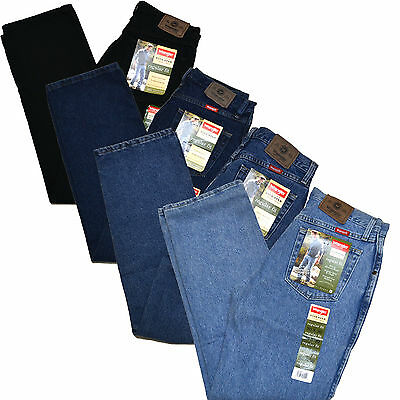 Wrangler Mens Jeans Five Star Premium Denim Jean Regular Fit 96501 ()