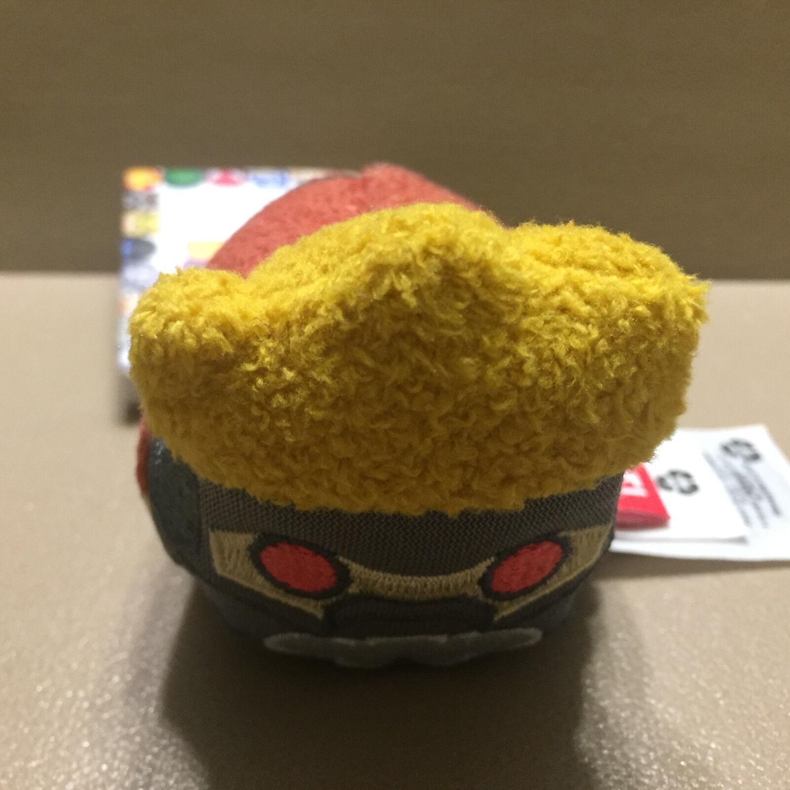 Authentic Disney/Marvel Star Lord Gamora Plush Tsum Tsum - $3.95