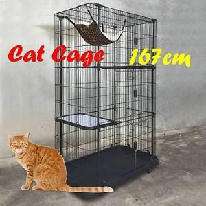 Sale sale cat enclosure cat home alloy cage 4 level Riverwood Canterbury Area Preview
