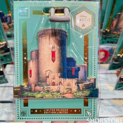 SHDR Disney Store Pin 2021 Brave Merida princess castle Limited Release