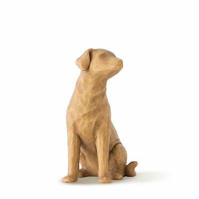 Willow Tree Love My Dog (Light) Figure by Susan Lordi #27682