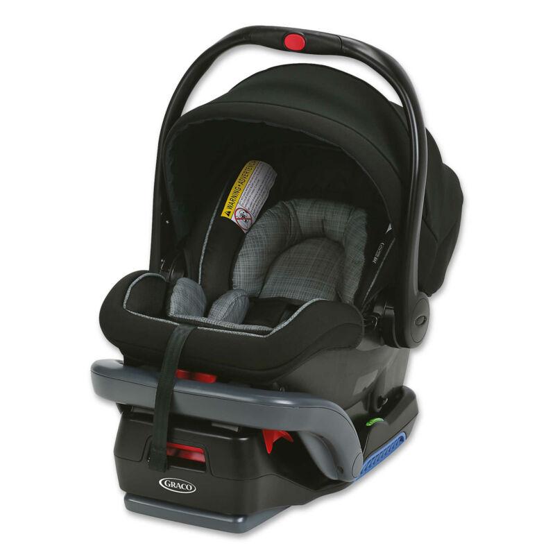 Graco SnugRide SnugLock 35 DLX Infant Car Seat in Zayn