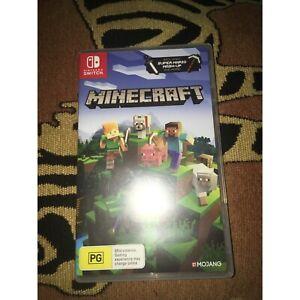 Minecraft- Nintendo Switch- NEW