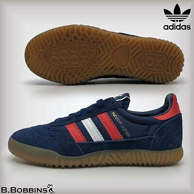 👟 Adidas Originals Indoor Super Trainers Size UK 3 4 4.5 5 6 Boys Girls Ladies