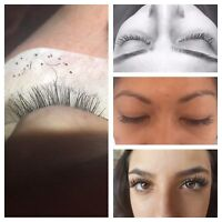 CANADA DAY EYELASH EXTENSIONS SPECIAL