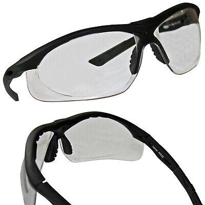 SWISS EYE Lancer clear Sportbrille Sonnenbrille Halbrand schwarz Gläser klar