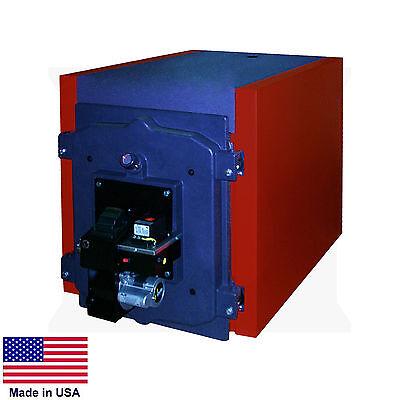 Waste Oil Heater Boiler Hydronic Boiler - Coml Industrial - 250000 Btu - 115v