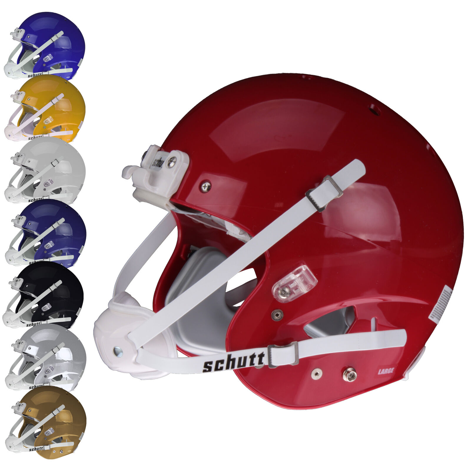 Schutt AiR XP Pro VTD II American Football Helm, Footballhelm