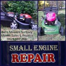 7 DAYS A WEEK MOWER SERVICES & REPAIRS - SAME DAY SERVICE Sunbury Hume Area Preview