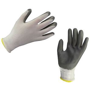 NEW-NITRILE-COATED-WORK-GLOVES-CONSTRUCTION-GARDENING-BUILDERS-DIY-HOME-Size-L