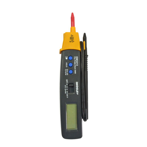 Pen Type Digital Mulitimeter Autorange Handheld LCD DMM AC DC Volt Tester