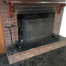 Brick Fireplace Hardware Darling Heights Toowoomba City Preview