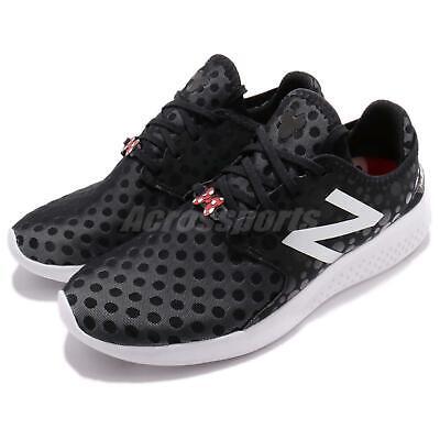 Disney x New Balance FuelCore Coast Black White Women Running Shoes WCOASL3P B