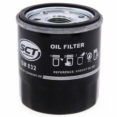 SCT Ölfilter SM832 Filter Motorfilter Servicefilter Anschraubfilter Dichtung