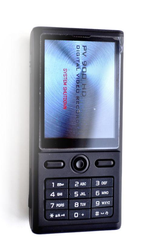 NEW KJB DVR901 HD Cell Phone Hidden Covert Camera PI Security Pinhole Cam DVR