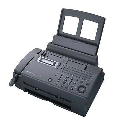 Sharp Inkjet Fax Machine Ux-b750 Wbuilt-in Phone Handset Print Scan And Fax