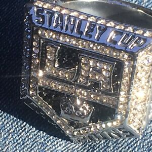 LA Kings Stanley cup ring