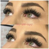 ❤️❤️ EXTENSION de CILS , SOURCILS SEMI PERMANENT