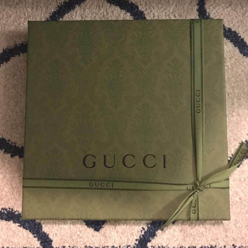 Authentic Gucci Gift Box