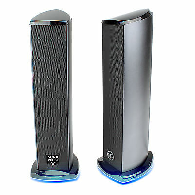 Gogroove Sonaverse Ti Usb Powered Computer Speakers For P...