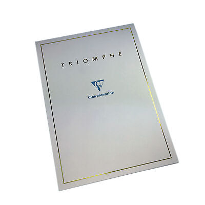 Clairefontaine Triomphe Writing Pad 6170 - 90g - A4 - 8.3x11.7 - Blank - 50s