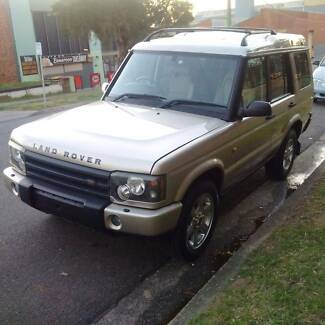 2003 Land Rover Discovery Wagon