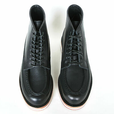 NWB HENDER SCHEME x SACAI  MOC TOE boots 11 , YUKETEN RED WINGS TO A NEW LEVEL