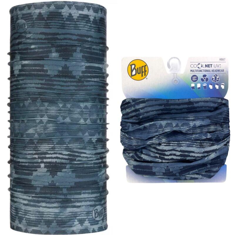 BUFF CoolNet UV+ Multifunctional Headwear UPF 50+ - TZOM STONE Unisex Adult