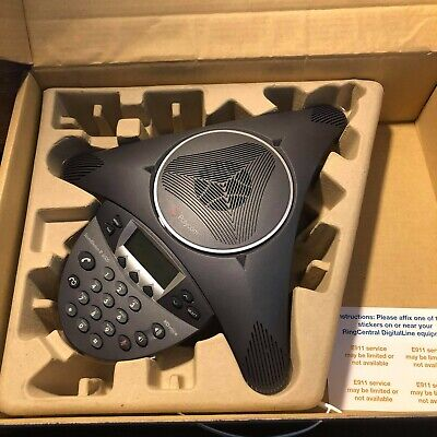 Polycom Soundstation Ip6000 Wireless Conference Phone