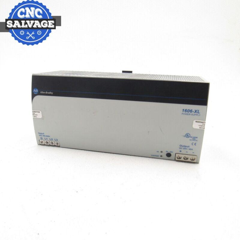 Allen Bradley Power Supply 1606-XL960E-3 *Tested*