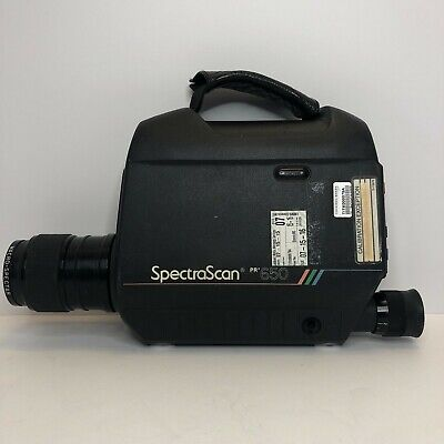 Spectrascan Photo Research Pr-650 Ms-75 Lens Colorimeter Spectrophotometer L4