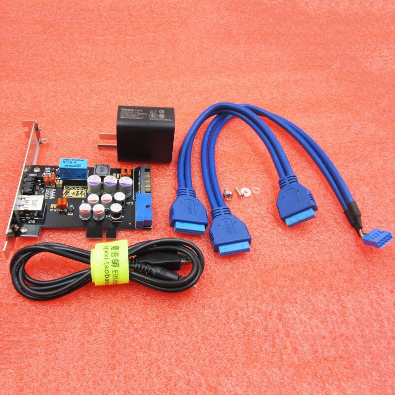 Elfidelity USB Power Source Internal Filter PC HiFi Preamp For USB Audio Device