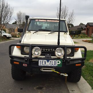 Toyota 75 series 4.2 1hz landcruiser Campbellfield Hume Area Preview