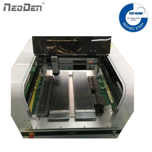 For Prototype Automatic SMT Pick and Place Machine Vision System 35 Feeders FPGA