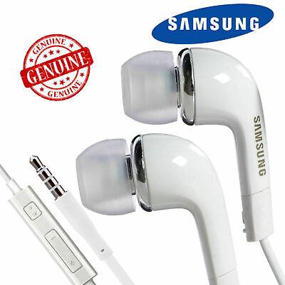 Headphones Earphones  Samsung Galaxy S4, S6, S8 Edge, Note 3, Note 4 3.5 mm UK
