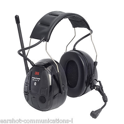 3M Peltor WS Alert XP MRX21AWS5 Bluetooth Wireless Headset New Main Dealer Sale