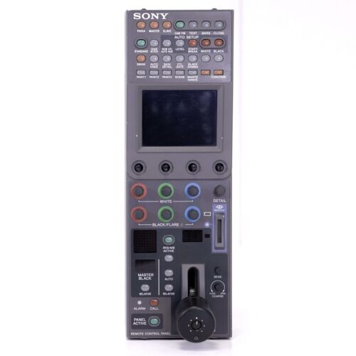 Sony RCP-750 Remote Control Panel (SN/123138)