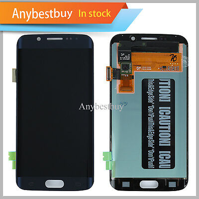 USA Unhappy For LCD Touch Screen Digitizer Samsung Galaxy S6 Edge G925A G925F G925I