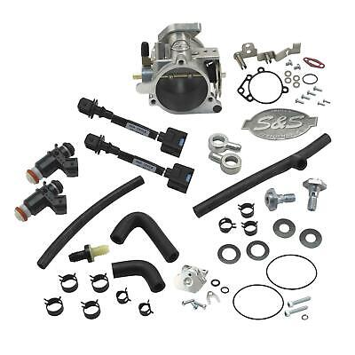 S AND S CYCLE 58MM EFI THROTTLE BODY KIT 58MM 106-4407